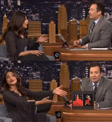 Pee Cee Chills at The Tonight Show