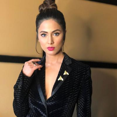 Hina Khan's Komolika Makes a Record Breaking Entry!
