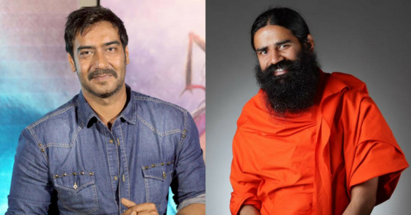 Guess Who Will Play Baba Ramdev in the Biopic Being Made on Him?