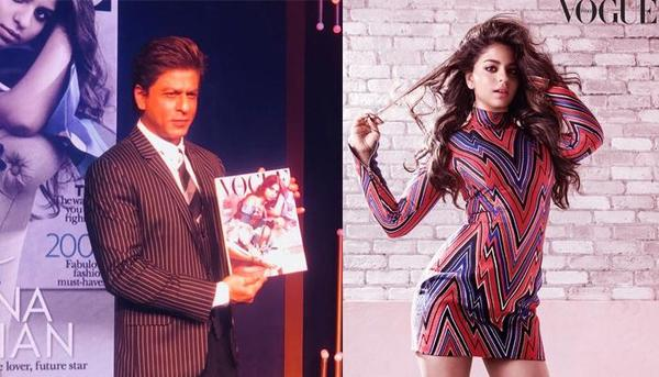 Did You Like Suhana Khan's Debut on Vogue India?