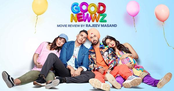 Good Newwz: A Review