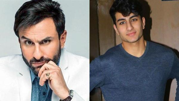 Saif Ali Khan Confirms His Son Ibrahim Will Make Bollywood Debut Soon