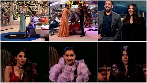Jaan Kumar Sanu Exits BB14, Rubina Given An Extra Week with A Stone!