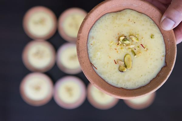 Chilled Kheer Recipe - Perfect Summer Dessert