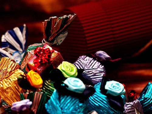 Make Your Own Chocolate Candy Gifts This Divali!