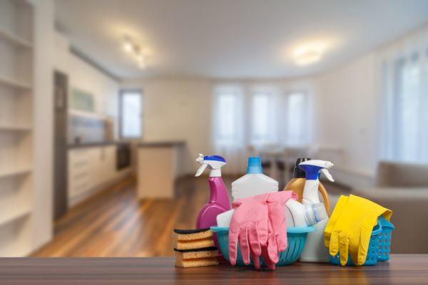 Super Tips To Clean Your House Quickly