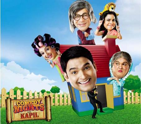 Weekends Without Comedy Nights With Kapil?