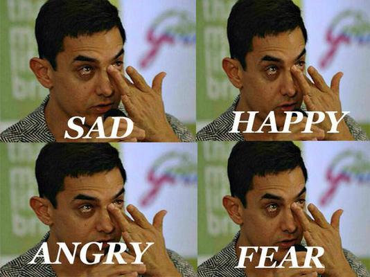 Why Is Aamir So Sensitive?