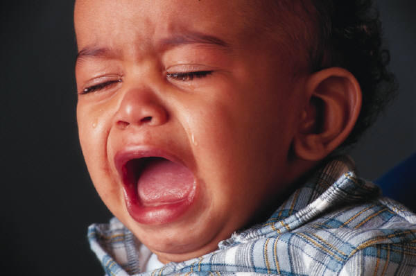 Does Your Baby Cry Too much?