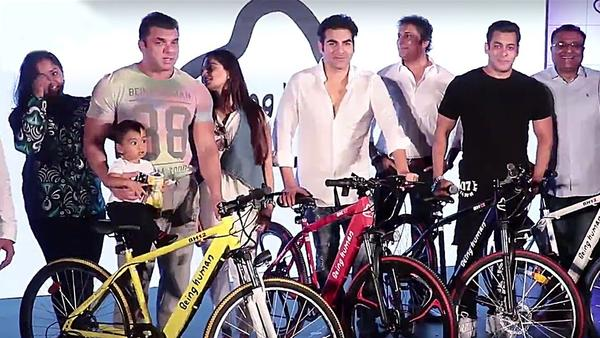 Salman Promotes Cycling, But Can You Switch to Cycling Really?