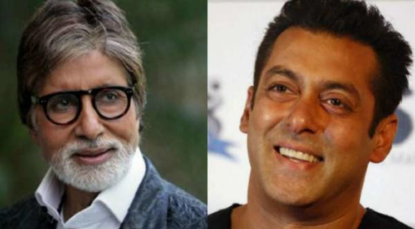 Bizzare - Why Would Anyone Address Big B as Salman Khan???
