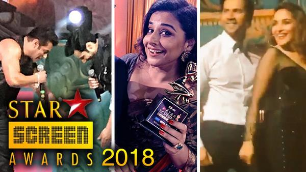 Star Screen Awards - Who Won What?