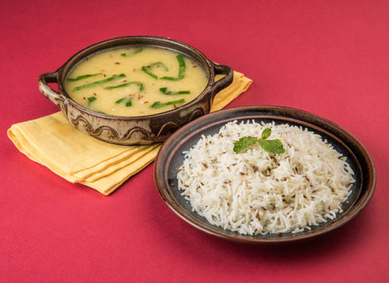 Tips to Make Your Dal-Chawal Even Healthier!