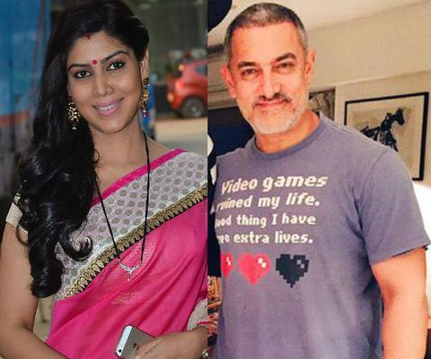 Sakshi Tanwar Bags Role Opposite Aamir Khan!