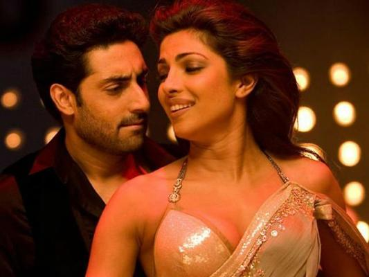 OMG! Did Priyanka Bump Abhishek Off a Film?