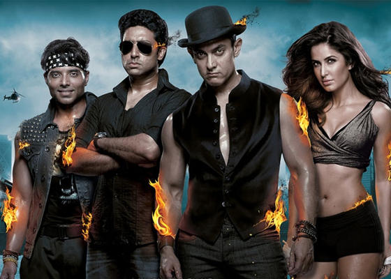 Dhoom 3: First Look!