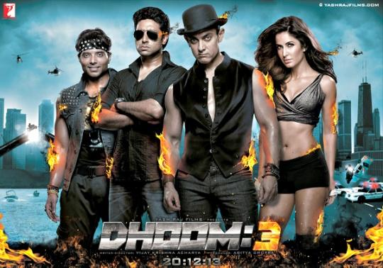 What Made Dhoom 3 Such A Success?