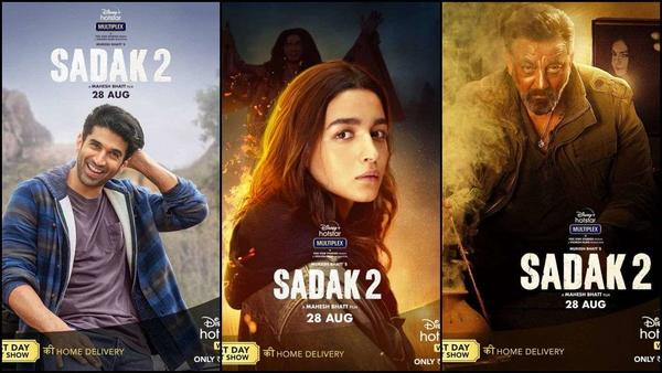 Audience Trolls Sadak 2 as It Released OTT, Film Gets Low Ranking on IMDb