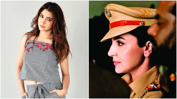 Anushka Sharma to Play a Cop in Her Next Project!