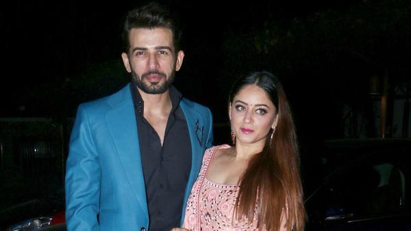 Jay Bhanushali and Mahi Vij Visit Paras and Shehnaaz in MSK