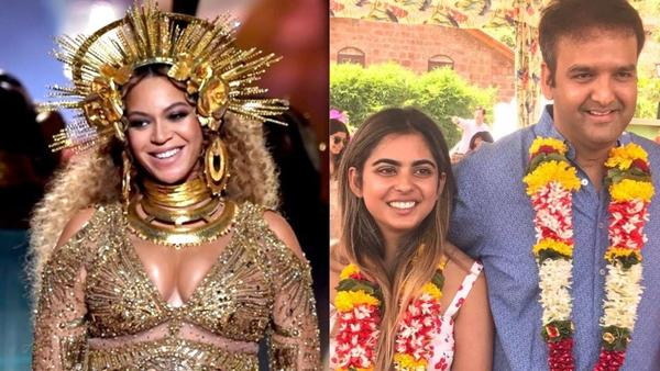 Guess Which International Pop Singer is Performing at Isha Ambani's Sangeet!
