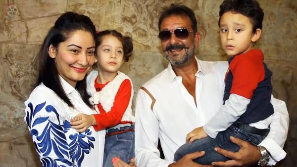 Parenting Woes of Sanjay and Manyata Dutt