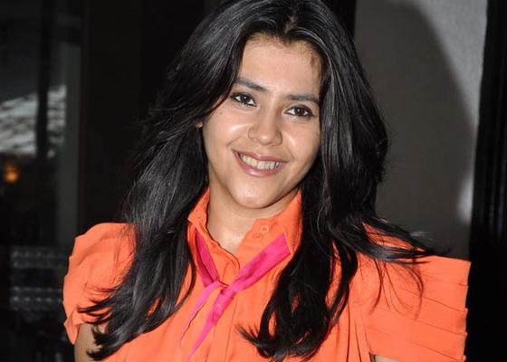 Ekta Introduces Bollywood to the Nudity Clause