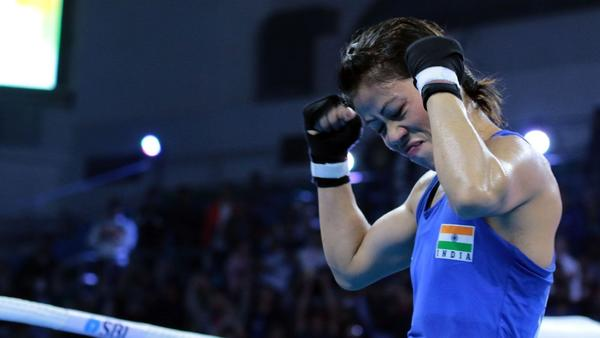 Guess Who is the Women's World No 1 Boxing Champion?
