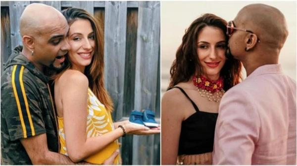 Natalie Di Luccio and Raghu 'Roadies' Ram Welcome a Baby Boy!