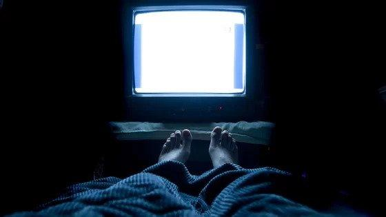 Did You Know Sleeping With the TV On Can Make You Fat?