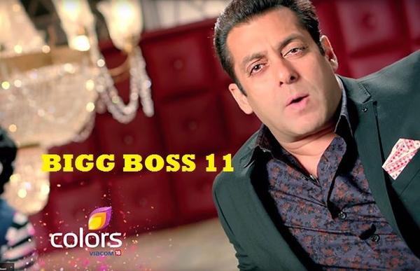 Bigg Boss 11: Final Celebrity List.