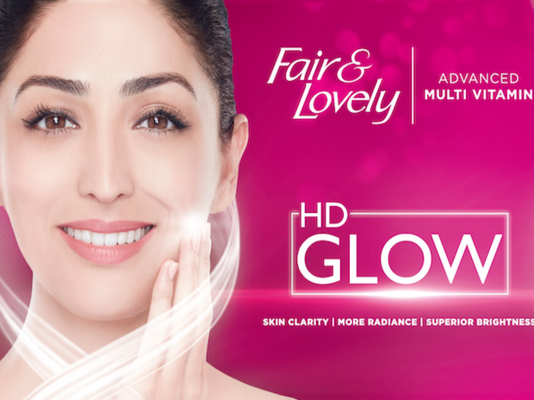 No More Fair in Fair & Lovely!