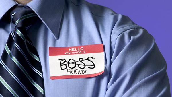 Friends With Boss on FB: To Be Or Not To Be?