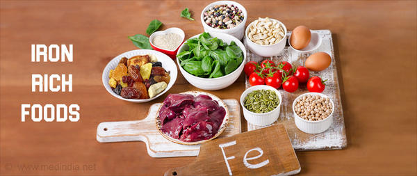 Dietary Sources of Iron You Must Consume