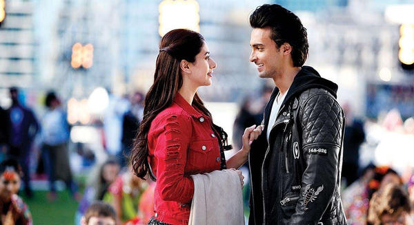 A Review of Aayush Sharma's Film Loveyatri