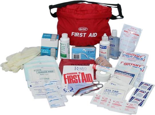 Do You Keep A First Aid Kit?