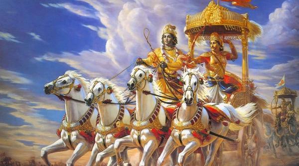 A Peek Into the 1000 cr Mahabharata movie.