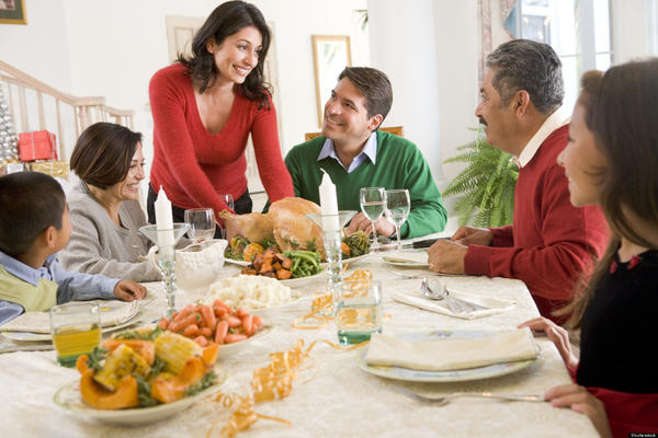 Etiquette for Dinner Guests