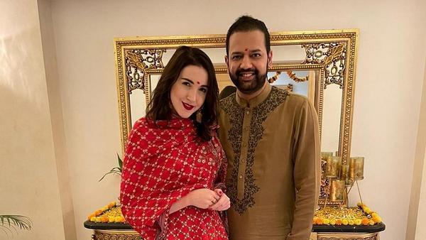 Meet Rahul Mahajan's Wife Natalya Illina
