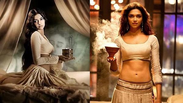 Who is Garibon Ki Deepika Padukone?