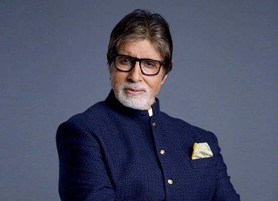 Congratulations Mr Bachchan - It's Been 50 Glorious Years!!!