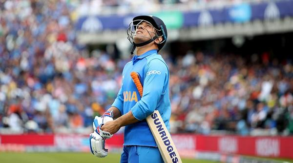 Good Luck Mahi, You Will Be Missed!