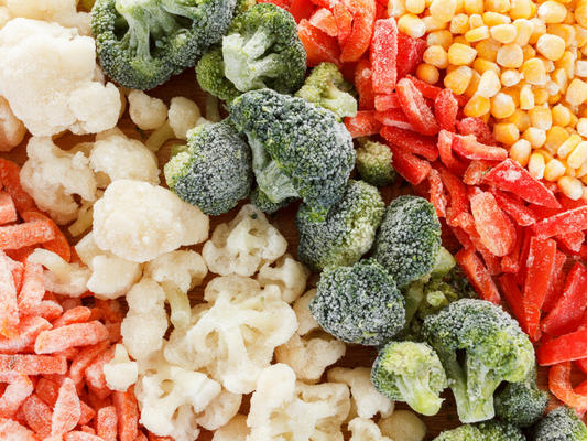 Should You Buy Frozen Vegetables for Your Family?