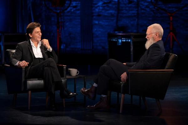 SRK's Interview with David Letterman on Netflix is Unmissable!