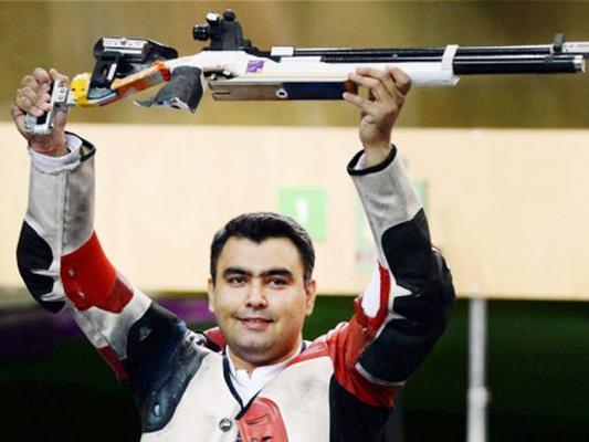 Gagan Narang Wins India's First Medal At London Olympics