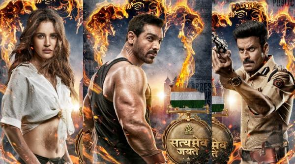You Will Enjoy Watching John Abraham's Action Avtar in Satyamev Jayate!