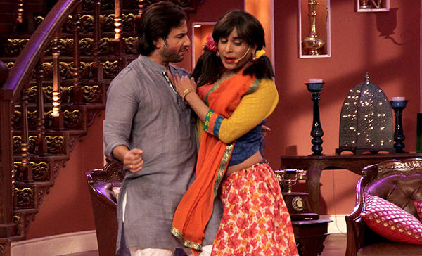 Kapil Has Found His New Guthi!