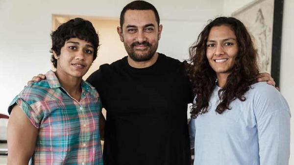 Aamir's Sentimental Gift for Geeta Phogat