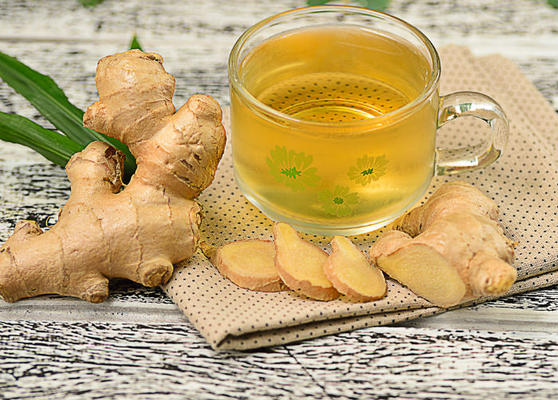 Start Your Day With this Ginger Water and Stay Healthy