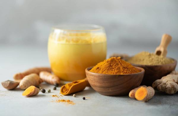 Turmeric Masala Milk Recipe